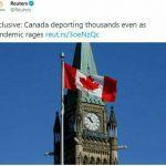 اولین تجربه از قرنطینه در هتل کانادا